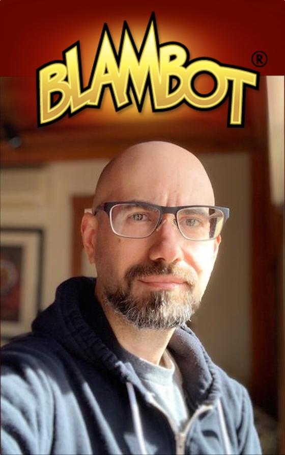 Nate Piekos of Blambot