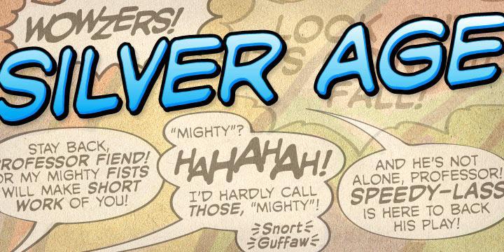 ComicsPundit Rebirth: The Fonts | ComicsPundit com